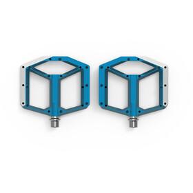 Cube ACID Flat A2-IB Pedale blau